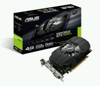 Видеокарта 4GB [PCI-E] GeForce GTX 1050Ti Asus