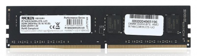 Память DDR4 8Gb 2400MHz AMD R748G2400U2S-UO OEM PC4-19200 CL16 DIMM 288-pin 1.2В - 2 490 руб.