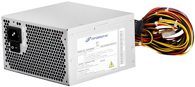 Блок питания FSP 500W ATX w/o pc ATX-500PNR-I (24+4+4pin) APFC 120mm fan 3xSATA - 2 450 руб.
